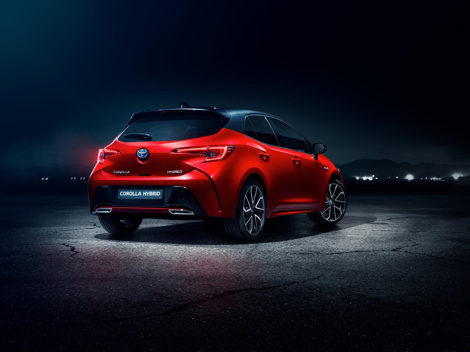 Nova Corolla Toyota At Zilina